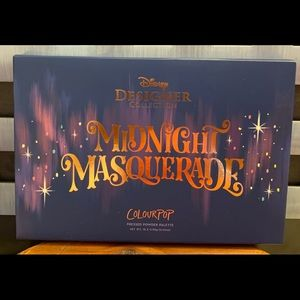 Disney x ColourPop Midnight Masquerade Palette LE